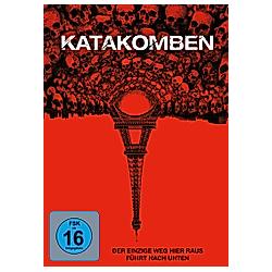 Katakomben - DVD  Filme