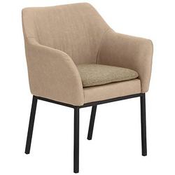 Mayer myJARI Sessel beige Kunstleder