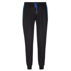 Jogginghose Men Plus Schwarz/Blau