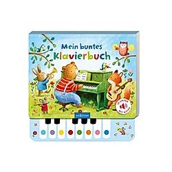 Mein buntes Klavierbuch - Buch