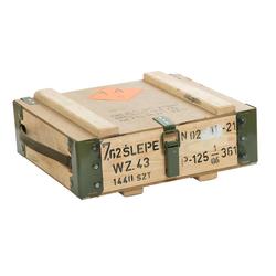 Kistenkolli Altes Land Allzweckkiste Munitionskiste Slepe 7,62 Armeekiste Schatztruhe (1er Set)