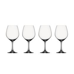 SPIEGELAU Gläser-Set Vino Grande Rotwein-Ballon 4er Set, Kristallglas
