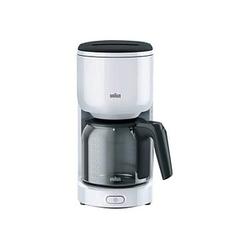 BRAUN PurEase KF 3120 Kaffeemaschine weiß
