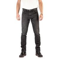 ROKKER ROKKERTECH Tapered Slim Jeans schwarz 44
