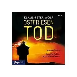 Ostfriesentod (11) - Hörbuch
