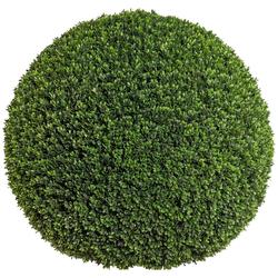Kunstpflanze Buchsbaumkugel Buchsbaum, Creativ green, Höhe 60 cm
