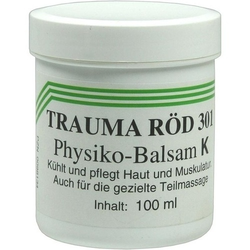 TRAUMA RÖD 301 Physiko Balsam K 100 ml