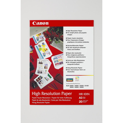 Canon HR-101N Papier hochauflösend A3 297x420mm 106 g/m² - 20 Blatt