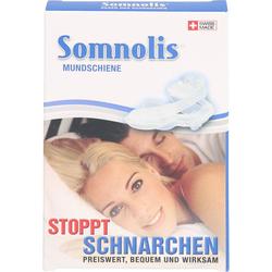 SOMNOLIS Schnarch Schiene 1 St.