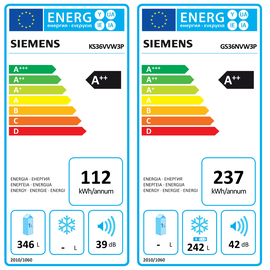 Siemens KA95NVW3P iQ300