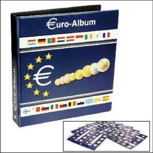Münzalbum Europa für alle Euro-Sätze