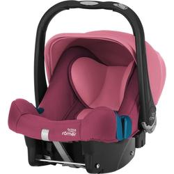 BRITAX RÖMER Babyschale Babyschale Baby-Safe Plus SHR II, Flame Red