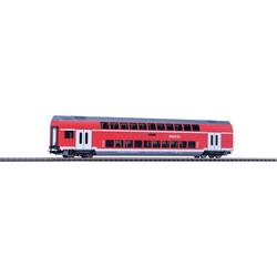 PIKO Personenwagen Doppelstockwagen 2. Klasse DB Regio, (58803), Spur H0