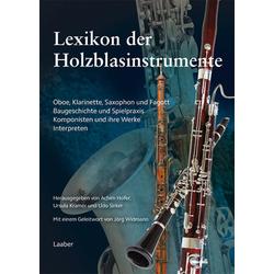 Lexikon der Holzblasinstrumente: Buch von