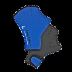 Aquasphere Aqua Glove - Blau - Gr: L