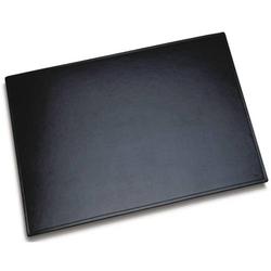 Mousepad Modena Leder schwarz