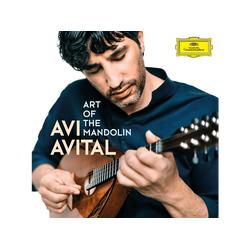 Avi Avital - ART OF THE MANDOLIN (CD)