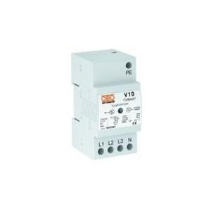 OBO Bettermann V10 Compact 255V 3+NPE Überspannungsableiter , 5093380