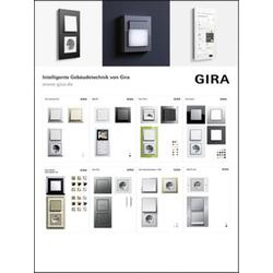 Gira 1515010, EH-Präsentationstafel Präsentation