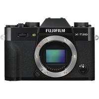 Fujifilm X-T20 Body schwarz