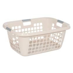 Wäschekorb 65 -Easy-, Aus Kunststoff, Maße: 65 x 48 x 28 cm, creme