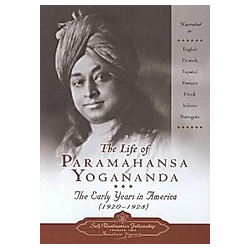 The Life of Paramahansa Yogananda - DVD  Filme