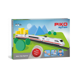 PIKO Modelleisenbahn-Set PIKO myTrain Start-Set InterCityExpress