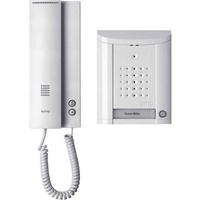 Ritto Entravox Audio 1WE Set 1841120 silber/weiß
