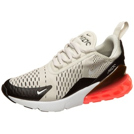 Nike Wmns Air Max 270 grey-black/ white-red, 37.5