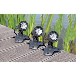 Oase Unterwasserbeleuchtung LunAqua 3 LED Set 3