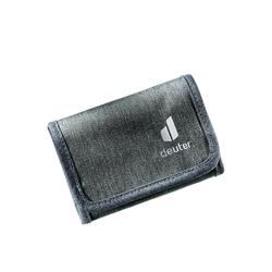 Deuter Geldbörse Travel Wallet Geldbörse RFID Block 14 cm blau