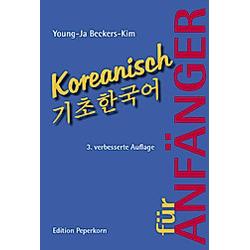Koreanisch für Anfänger - Buch
