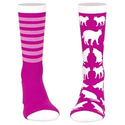 WHISKAS Socken mit Katzenmuster