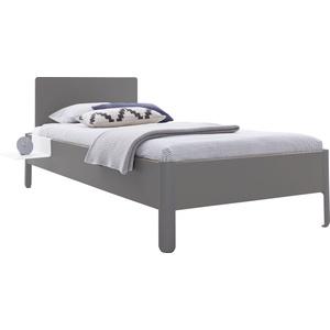 Müller SMALL LIVING Einzelbett NAIT, mit Kopfteil, ausgezeichnet dem German Innovation Award 2020 grau Einzelbetten Betten