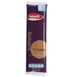 Felicetti BIO Vollkorn Spaghetti - biologische Nudeln aus Vollkorn-Hartweizen...