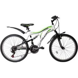 24 Zoll Fahrrad Kinderfahrrad Mountainbike MTB Rad Cross Bike 21 Gang Micro Shift... Grün