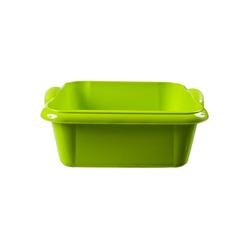 HTI-Living Geschirrspüleinsatz Spülschüssel 10 Liter Quadratisch grün