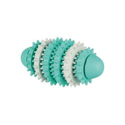 TRIXIE Zahnpflege-Spielzeug Zahnpflege Mintfresh Rugbyball