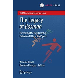 The Legacy of Bosman - Buch