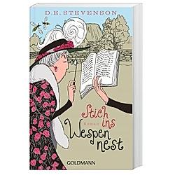 Stich ins Wespennest. D. E. Stevenson  - Buch