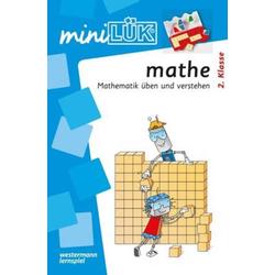 LÜK minimathe 2.Klasse - Mathematik üben und verstehen 0222