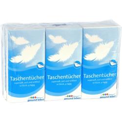 GESUND LEBEN Papiertaschentücher 6X10 St