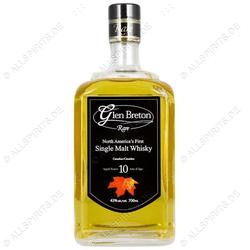 Glen Breton Whisky 10 Jahre 43% 0,7 ltr