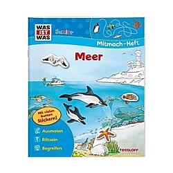 Meer  Mitmach-Heft. Ida Wenzel  - Buch