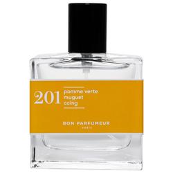 Bon Parfumeur Fruity Nr. 201 Grüner Apfel Maiglöckchen Birne Eau de Parfum 30ml