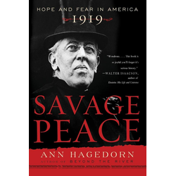 Savage Peace als Buch von Ann Hagedorn