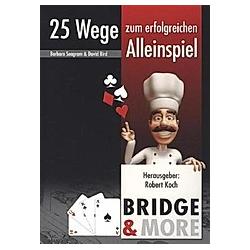 Bridge. Barbara Seagram  David Bird  - Buch