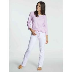 Louis & Louisa Pyjama Langer Pyjama (2 tlg) XXL = 44