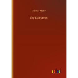 The Epicurean als Buch von Thomas Moore