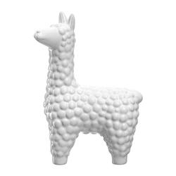 LEONARDO Dekofigur CASOLARE Alpaka 15.7 cm